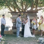 Wedding Officiant Marrying a Couple