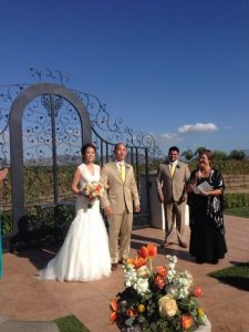 Temecula Wedding Officiant