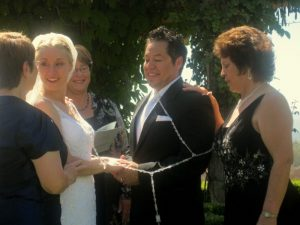 bilingual wedding officiant Temecula CA